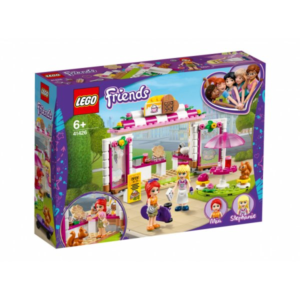 41426 LEGO Friends 41426 Кафе в парке Хартлейк Сити