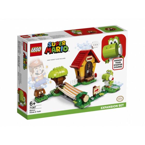 LEGO Super Mario 71367 Дополнительный набор Дом Марио и Йоши