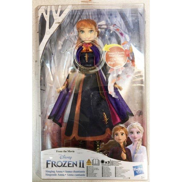 E6853/E5498 Интерактивная кукла Hasbro Disney Холодное сердце 2 Поющая, E5498