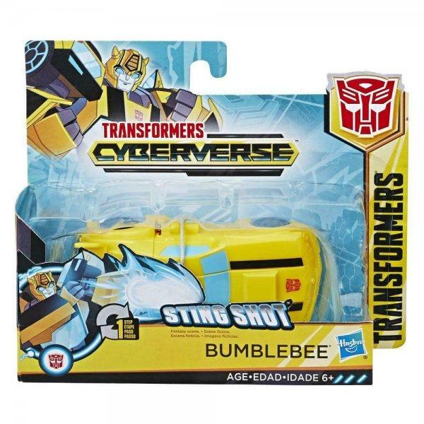 E3642/E3522 Transformers Cyberverse 1-Step Changer Bumblebee Action Figure E3642/E3522
