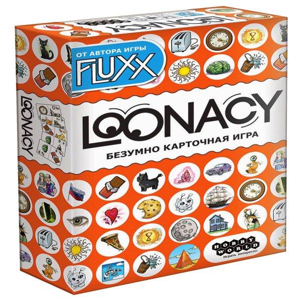 Игра настольная Hobby World Loonacy (1339)