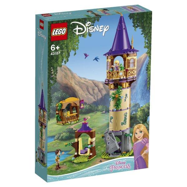 Набор Лего Конструктор LEGO Disney Princess 43187 Башня Рапунцель