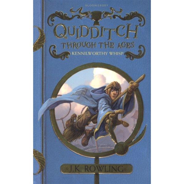 978-1-4088-8308-2 J. K. Rowling Quidditch Through the Ages. Kennilworthy Wisp