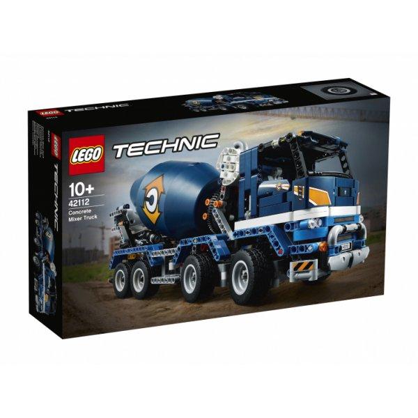 Набор Лего Конструктор LEGO Technic 42112 Бетономешалка