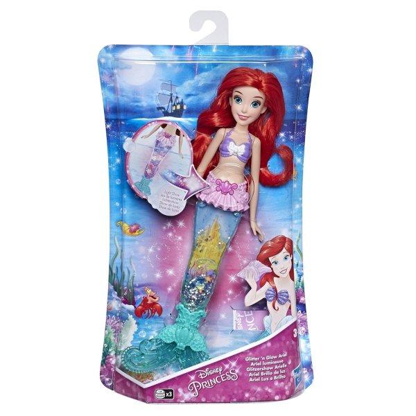 Интерактивная кукла Hasbro Disney Princess Водные приключения Ариэль, E6387