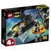 Набор лего - Конструктор LEGO DC Comics Super Heroes 76158 Погоня за Пингвином на Бэткатере