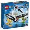 Набор лего - Конструктор LEGO City 60260 Airport Воздушная гонка