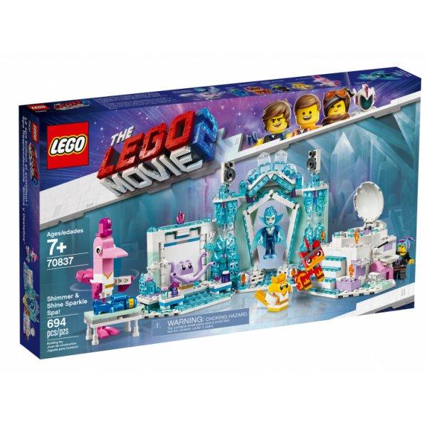 Набор Лего Конструктор LEGO The LEGO Movie 70837 Сверкающее спа Шиммер и Шайн