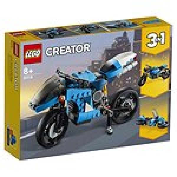 Конструктор LEGO Creator 31114 Супербайк