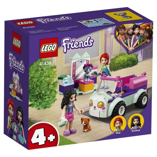 Набор Лего Конструктор LEGO Friends 41439 Передвижной груминг-салон для кошек