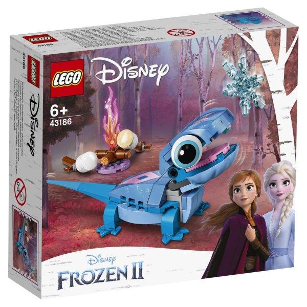 Конструктор LEGO Disney Princess 43186 Саламандра Бруни