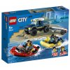 Набор лего - Конструктор LEGO City 60272 Полицейская лодка