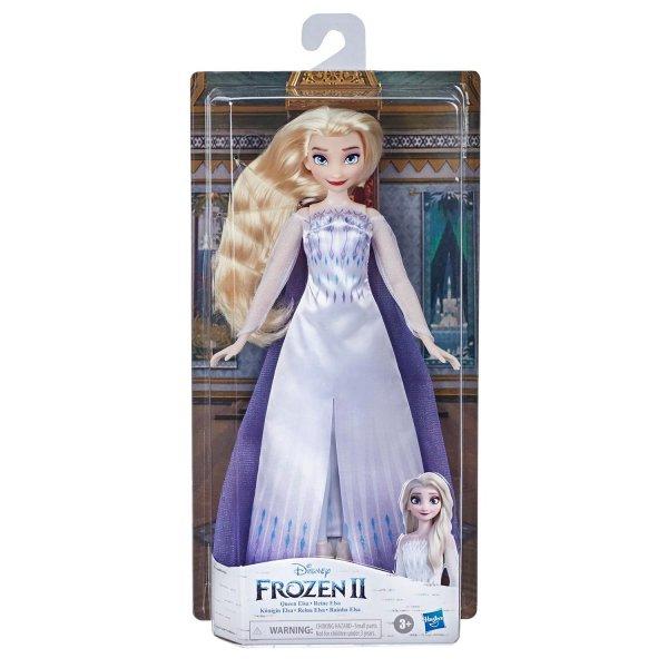 Кукла Hasbro Disney Холодное сердце 2 Королева Эльза, F1411
