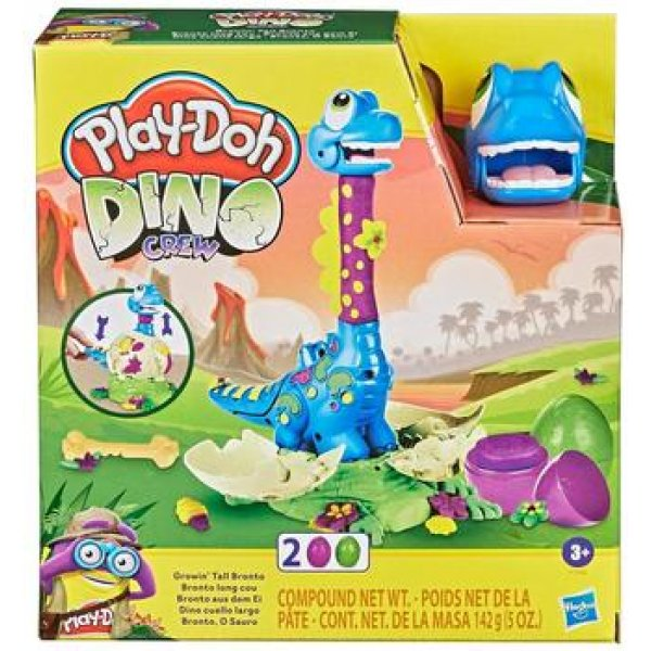 F1503 Игровой набор с пластилином Hasbro Play-Doh F1503 Динозаврик