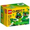 Набор лего - Конструктор LEGO Classic 10708 Зеленый набор для творчества