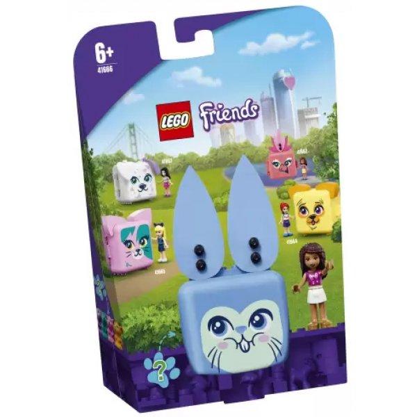 Конструктор LEGO Friends 41666 Кьюб Андреа с кроликом