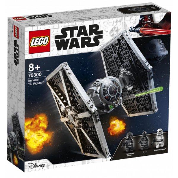 Конструктор LEGO Star Wars 75300 Имперский истребитель СИД