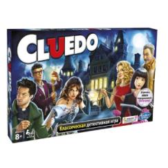 Настольная игра Hasbro Игры Клуэдо (обновленная) 38712