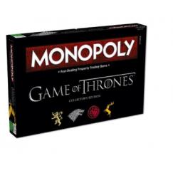 Монополия B61231210 Настольная игра Hasbro Games B61231210 Монополия Игра престолов