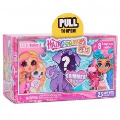 Игровой набор Just Play Hairdorables Питомцы Милые пушистики 23730