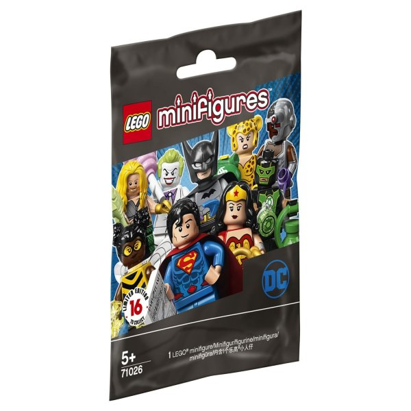 Набор Лего Конструктор Collectable Minifigures 71026 DC Super Heroes Series