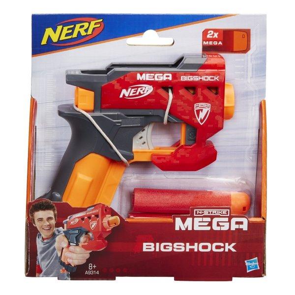 Бластер Nerf Мега Бигшот (A9314)