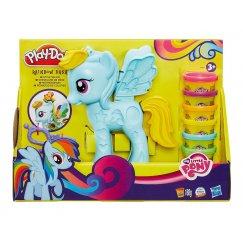 Набор Hasbro Play-Doh B0011 Стильный салон Рэйнбоу Дэш