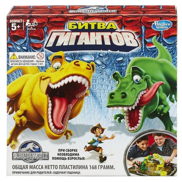 Игра Hasbro Games Дино Битва B0858
