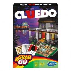 Настольная игра Hasbro Игры Клуэдо. Дорожная версия B0999
