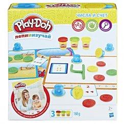 Набор Hasbro Play-Doh B3406 Цифры и числа