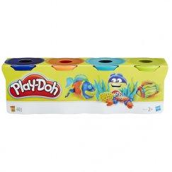 Набор Hasbro Play-Doh B6508_B5517 Игровой набор из 4 баночек (в ассортименте)