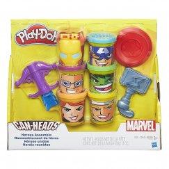 Набор Hasbro Play-Doh B5528 Коллекция героев Мстителей