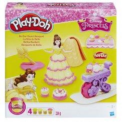 Набор Hasbro Play-Doh B9406  Банкет Белль