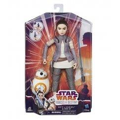 Фигурки Hasbro Звездные войны: Силы судьбы. Рей и ВВ-8