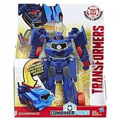 Трансформер Hasbro Transformers Саундвейв. Гиперчэндж (Роботы под прикрытием)