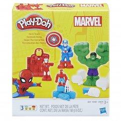 Набор Hasbro Play-Doh E0375 Герои Марвел