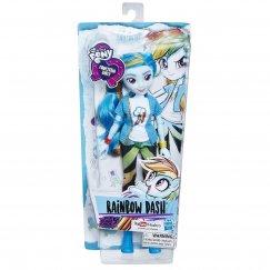Кукла My Little Pony Equestria Girls Девочки из Эквестрии Классический стиль Радуга Дэш, 28см, E0670/E0349