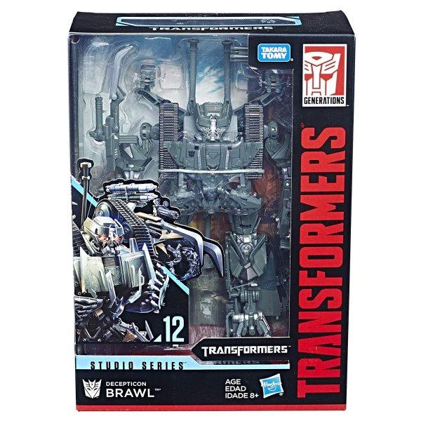 TRANFORMERS E0772 Hasbro Transformers Трансформеры Brawl 26 см