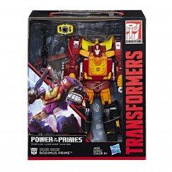 Трансформер Hasbro Transformers Родимус Прайм. Сила Праймов: Лидер (Трансформеры Дженерейшнс)