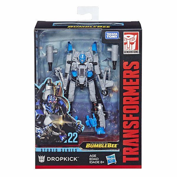 E0958/E0701 Игрушка трансформер коллекционный Дропкик Hasbro Transformers E0701/E0958 Hasbro