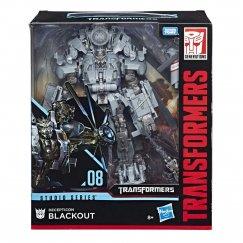 Трансформеры - Hasbro Transformers Трансформеры Блэкаут 33 см