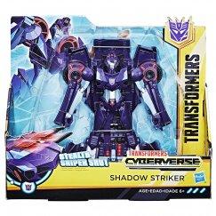 Трансформер Hasbro Transformers Cyberverse ультра класс тень Ultra Class Shadow Striker