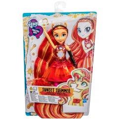 "Hasbro Equestria Girls E1984/E2743 Кукла интерактивная ""Сансет"""