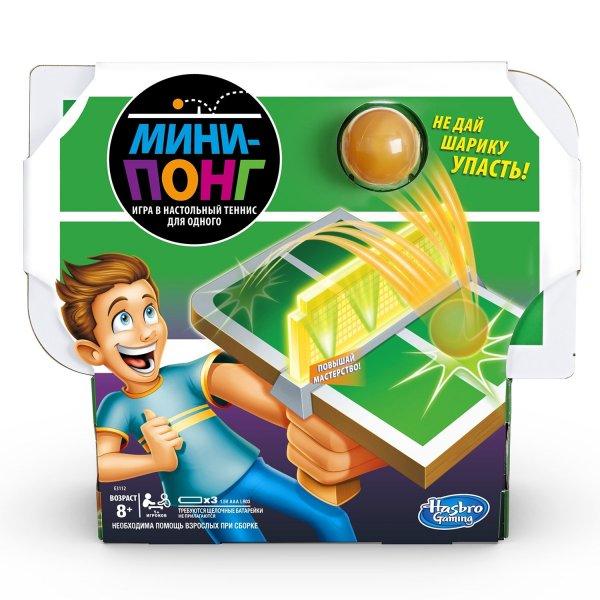 Игра настольная Hasbro Games Мини понг