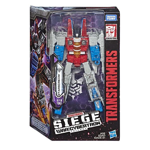 E3544/E3418 Hasbro Transformers Трансформеры КЛАСС ВОЯДЖЕРЫ Старскрим