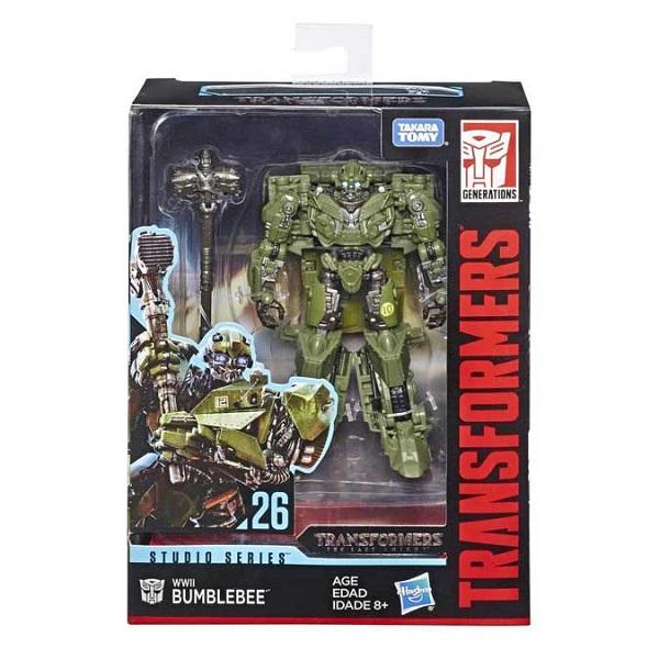 E3698/E0701 Hasbro Transformers E0701/E3698 Трансформеры Коллекционная фигурка 20 см Бамблби