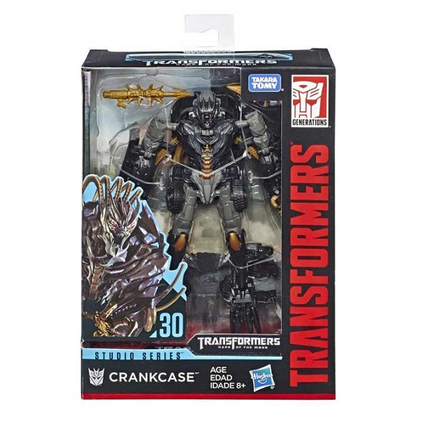 Hasbro Transformers E0701/E3744 Трансформеры Коллекционная фигурка 20 см Кранккейс