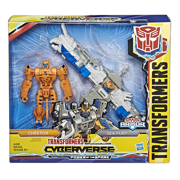E4220/E5559 Hasbro Transformers E4220/E5559 Трансформеры Спарк Армор Читор 18 см