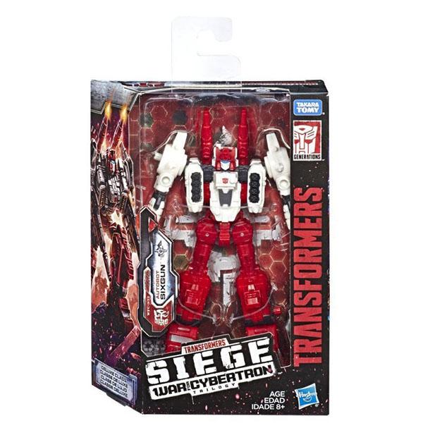 E4378/E3432 Hasbro Transformers E3432/E4378 Трансформеры ДЕЛЮКС Сиксган