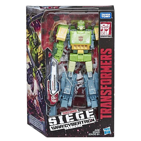 E4491/E3418 Hasbro Transformers Трансформеры КЛАСС ВОЯДЖЕРЫ Спрингер